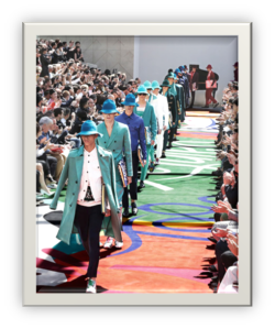 Burberry has successfully engaged fans through WeChat and Inernational online platform.