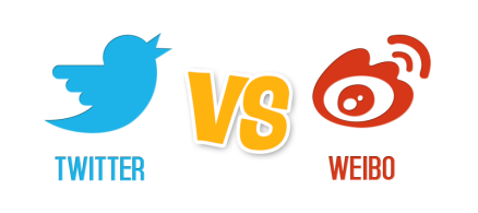 Twitter vs Weibo