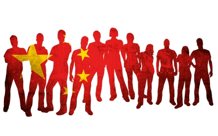 bigstock_china_flag_style_of_people_sil_14128568